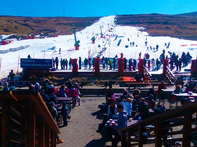 Cross Border Lesotho