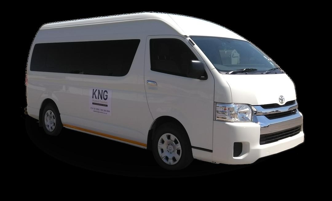 KNG Shuttles